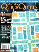 Quick Quilts Magazine 6/1/2016