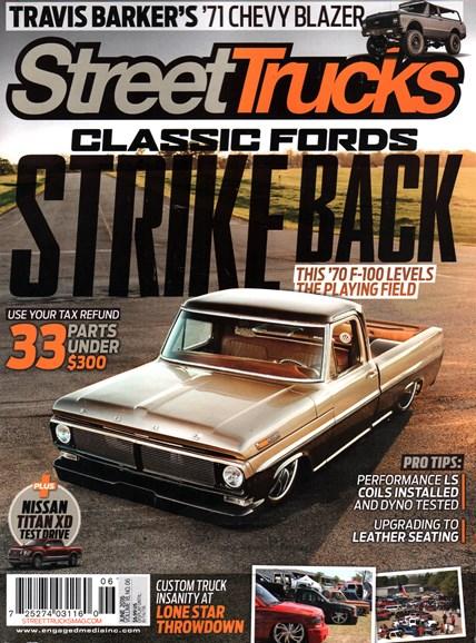 Street Trucks Cover - 6/1/2016