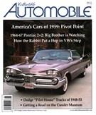 Collectible Automobile Magazine 6/1/2016
