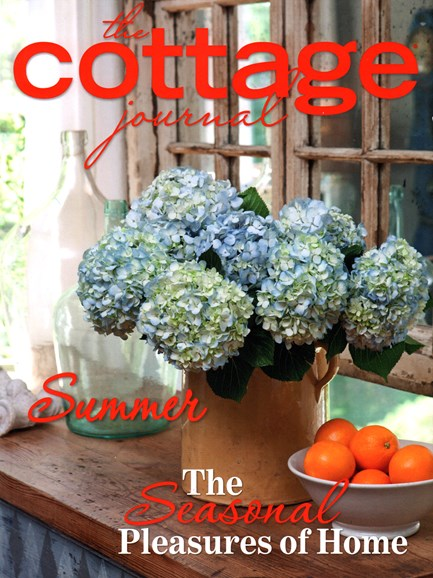 The Cottage Journal Cover - 6/1/2016