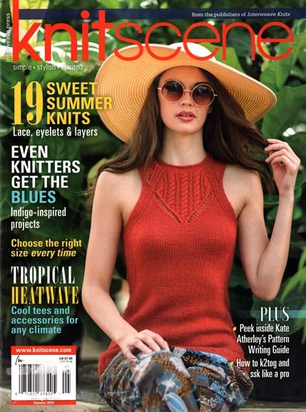 Knitscene Cover - 6/1/2016