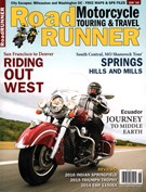 Road RUNNER Motorcycle and Touring Magazine 6/1/2016