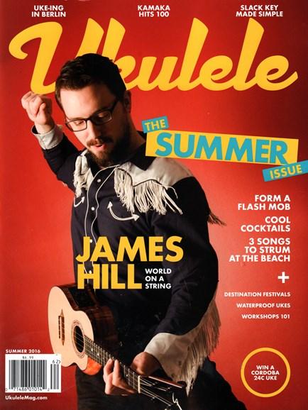 Ukulele Cover - 6/1/2016
