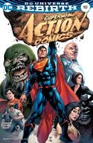 Superman Action Comics 8/1/2016