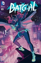 Batgirl Comic 7/1/2016