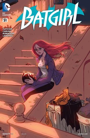 Batgirl Cover - 6/15/2016
