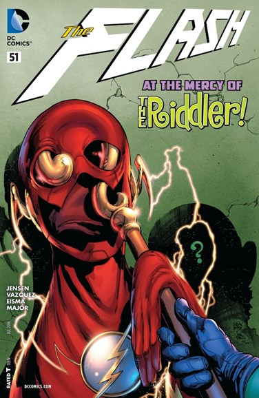 The Flash Cover - 7/1/2016