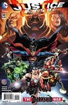 Justice League Comic 7/1/2016
