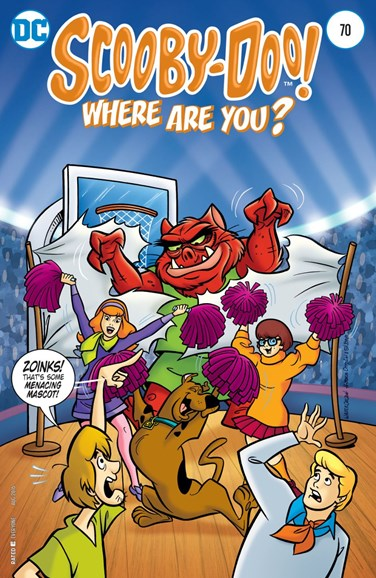 Scooby Doo, Where Are You? Cover - 8/1/2016