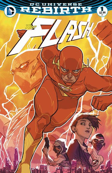 The Flash Cover - 8/1/2016