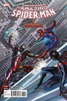 Superior Spider Man Comic 8/1/2016