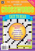 The National Observer Book of Crosswords Magazine 7/1/2016