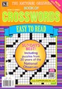 The National Observer Book of Crosswords Magazine | 7/2016 Cover