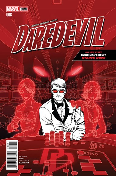 Daredevil Cover - 8/1/2016