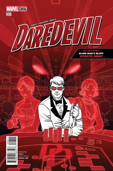 Daredevil Cover - 8/1/2016