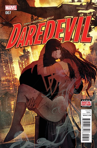 Daredevil Cover - 7/1/2016