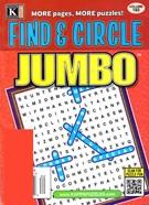 Find and Circle Jumbo Magazine 8/1/2016