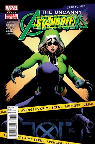 Uncanny Avengers Cover - 6/1/2016