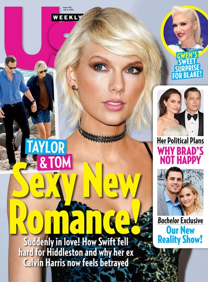 Us Weekly Cover - 7/4/2016
