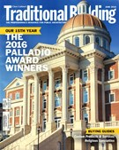 Traditional Building Magazine 6/1/2016