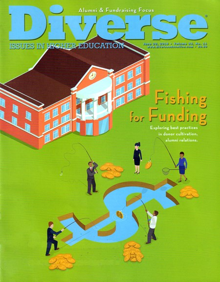 Diverse: Issues In Higher Education Cover - 6/30/2016