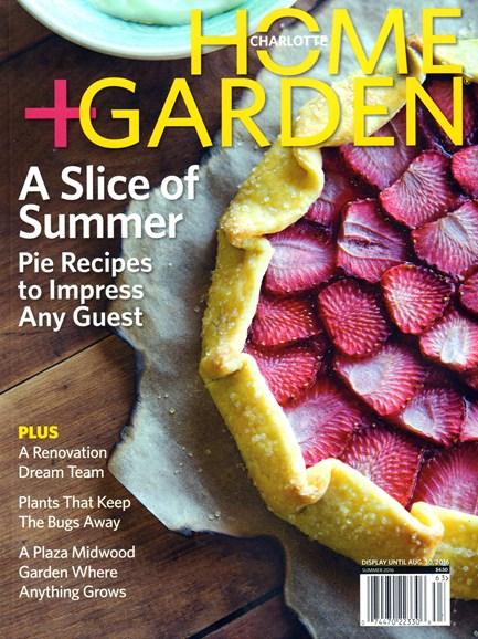 Charlotte Home & Garden Cover - 6/1/2016