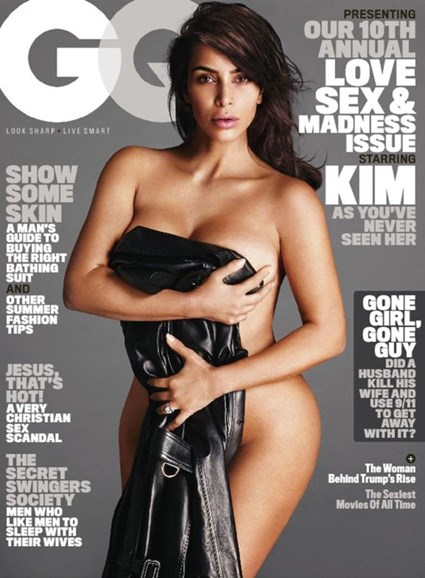 Gentlemen's Quarterly - GQ Cover - 7/1/2016