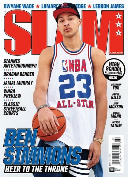 Slam Cover - 7/1/2016