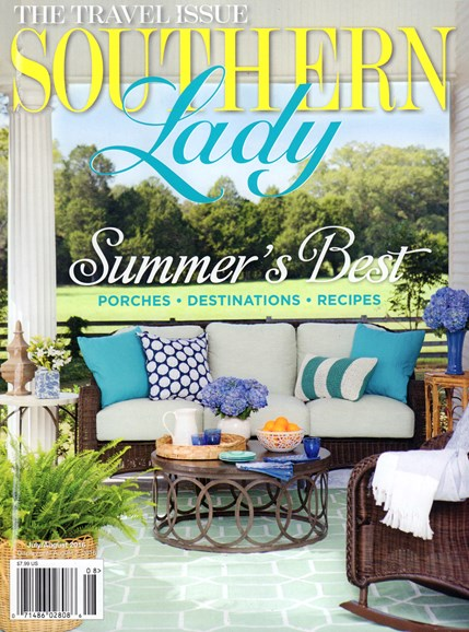 Southern Lady Cover - 7/1/2016
