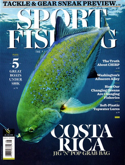 Sport Fishing Cover - 7/1/2016