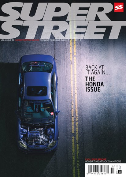 Super Street Cover - 7/1/2016