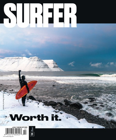 Surfer Cover - 7/1/2016