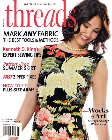 Threads Cover - 7/1/2016