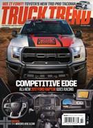 Truck Trend Magazine 7/1/2016