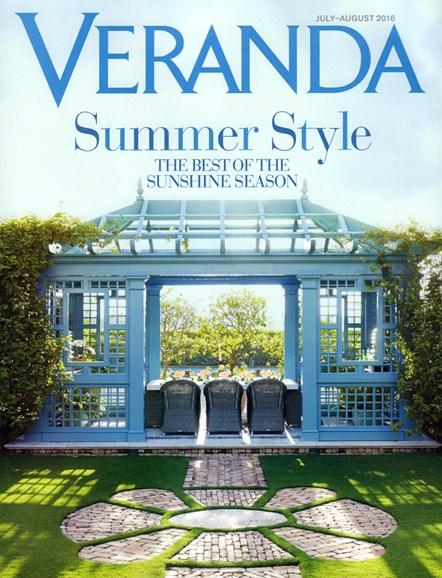 Veranda Cover - 7/1/2016