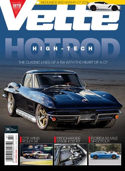 Vette Cover - 7/1/2016