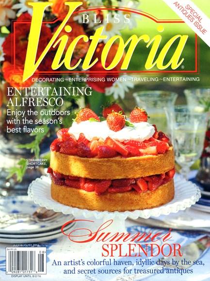 Victoria Cover - 7/1/2016