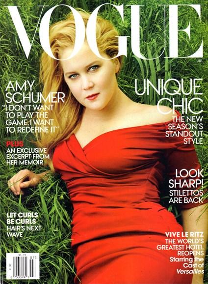 Vogue Cover - 7/1/2016
