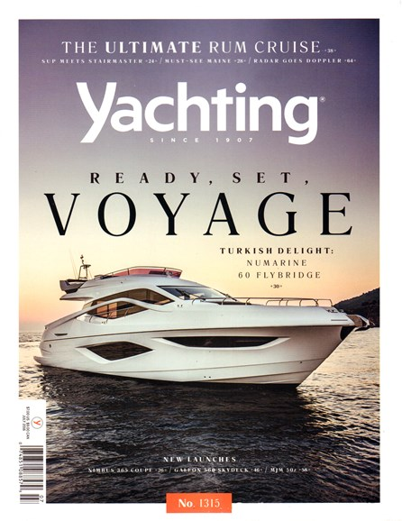 Yachting Cover - 7/1/2016