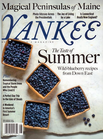 Yankee Cover - 7/1/2016