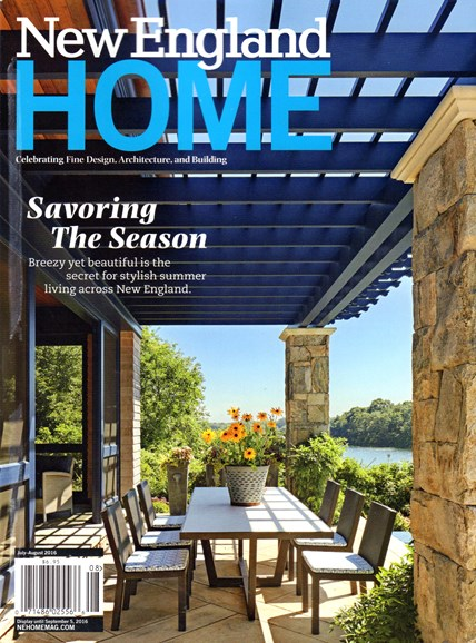 New England Home Cover - 7/1/2016