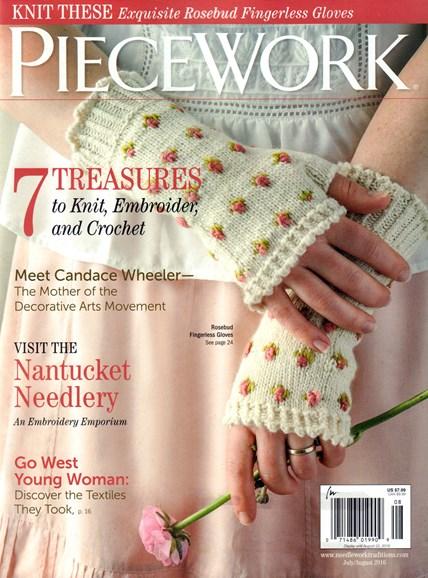 Piecework Cover - 7/1/2016