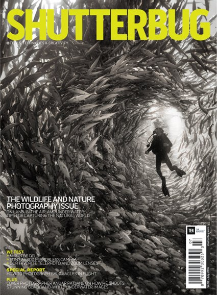 Shutterbug Cover - 7/1/2016