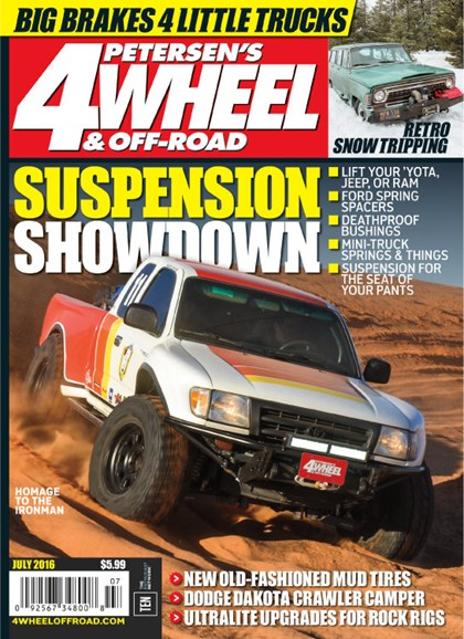 4 Wheel & Off-Road Cover - 7/1/2016