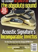 Absoulute Sound Magazine 7/1/2016