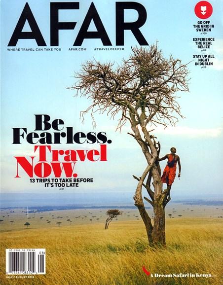 AFAR Cover - 7/1/2016
