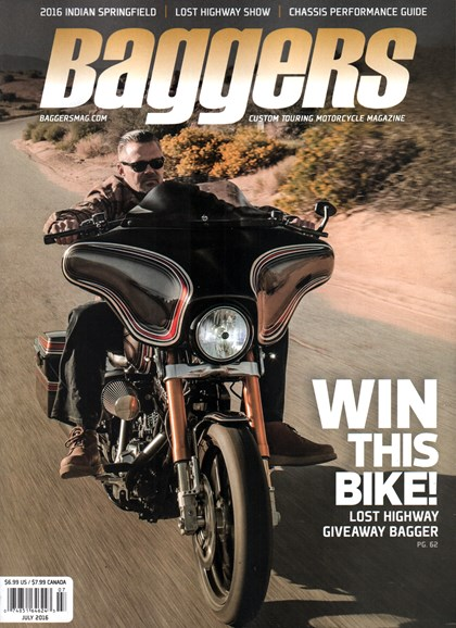 Baggers Cover - 7/1/2016