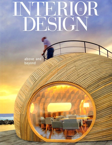 Interior Design Cover - 6/1/2016