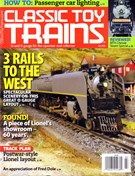 Classic Toy Trains Magazine 7/1/2016