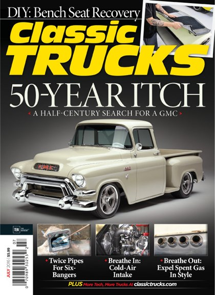Classic Trucks Cover - 7/1/2016